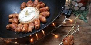 keto pigs in blanket with fondue recipe