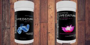 our Intelligent Labs live culture supplements are highly effective and will help treat your yeast infection
