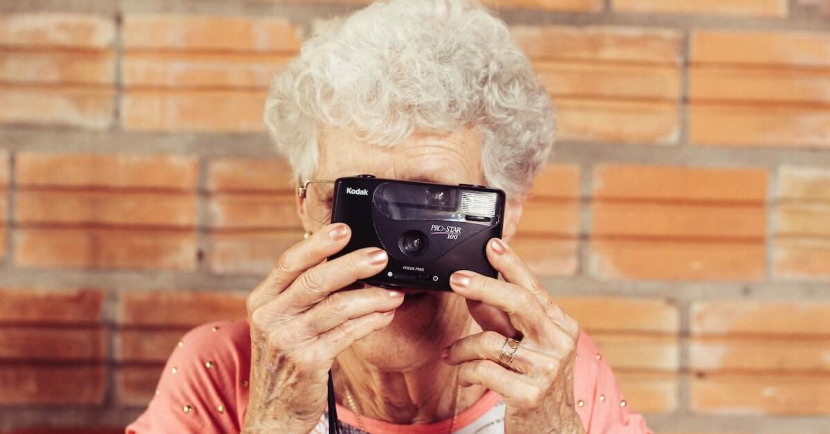 new tech for grandma