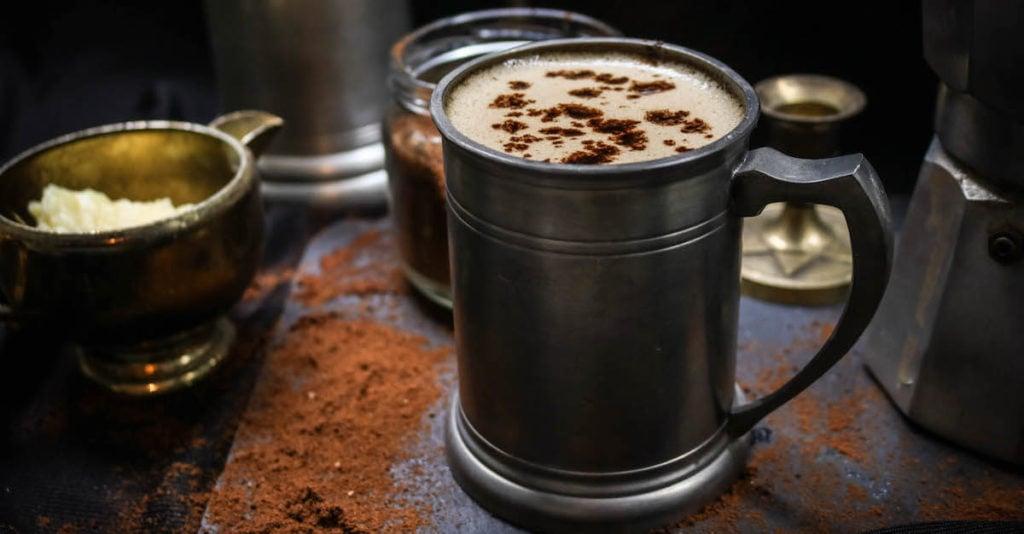 bulletproof coffee is a must-try in our keto breakfast ideas checklist